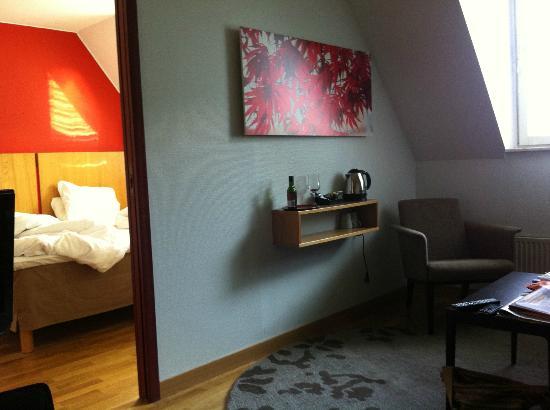 Scandic Hotel Star Lund: Rom 412
