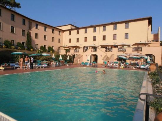 Park Hotel le Fonti: la piscina