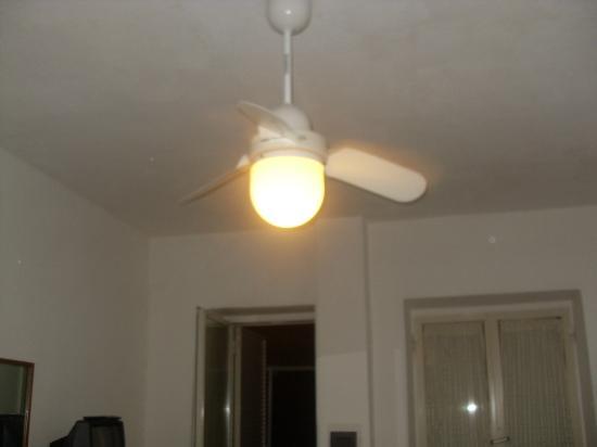 Hotel San Vincenzo Terme: ancora il ventilatore a pala