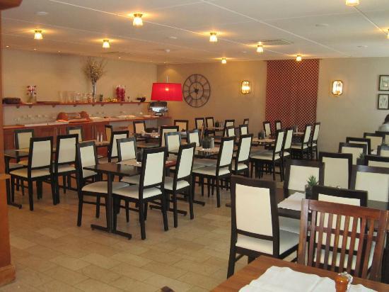 BEST WESTERN Plus Edward Hotel: The Breakfast Room