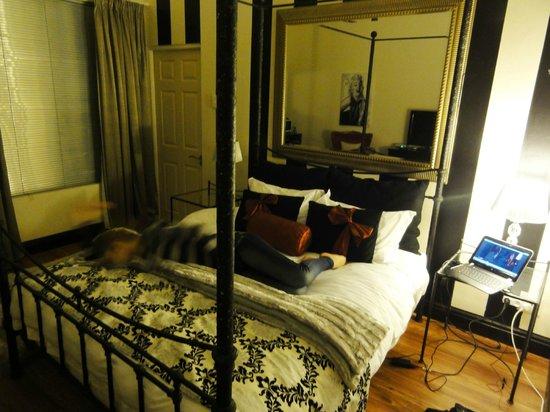Villa Casa Guest House: \double bedroom.