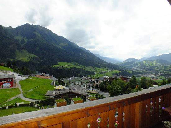 Sonnhof Alpendorf: Meravigliosa vista dalla camera