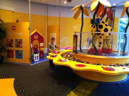 Hotel LEGOLAND: lego ovunque
