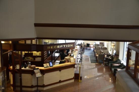 Elite Hotel Residens: Lobby