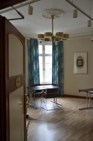 Elite Hotel Residens: Konferenz-Zimmer