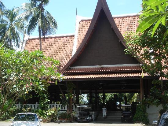 Sea View Resort & Spa Koh Chang: Lobby