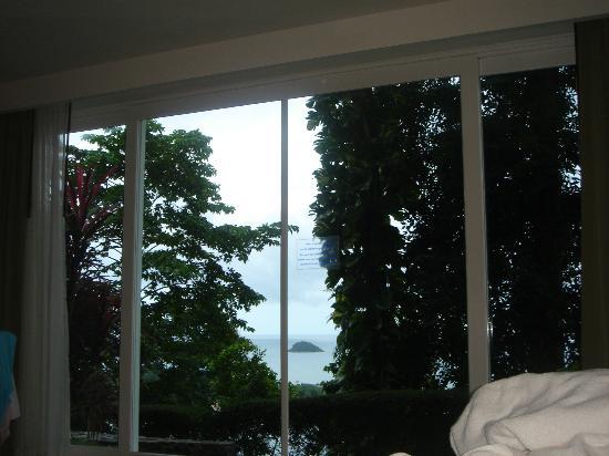 Sea View Resort & Spa Koh Chang: Aussicht Familienzimmer 2. Schlafzimmer