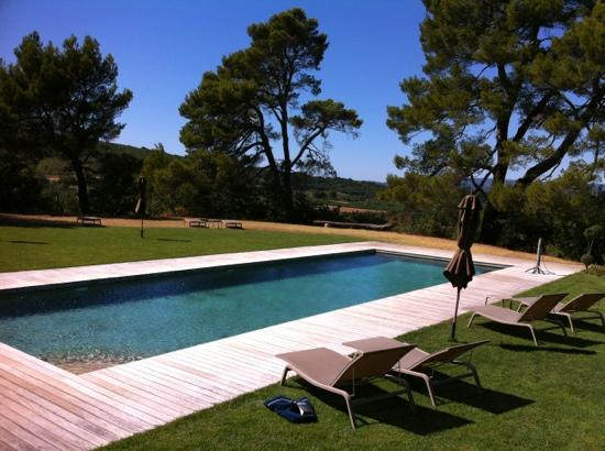 Le Mas del Sol: Pool 