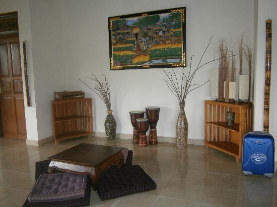 Villa Agung Khalia: Top floor