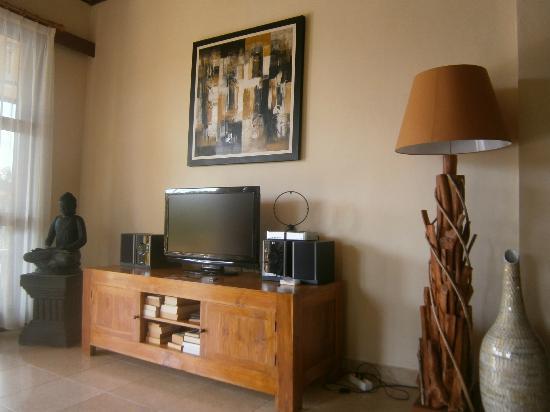 Villa Agung Khalia: Lounge Area