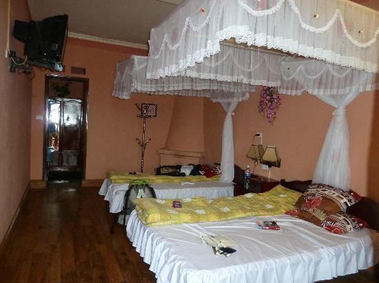 Lotus Hotel: Habitación