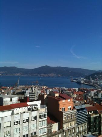 Hotel Zenit Vigo: mirador hotel