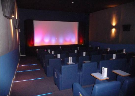 Phoenix Cinema : One of the Luxury auditoria with waiter service