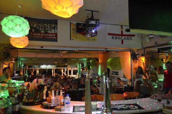 Love Boat Bar: The amazing Bar of LoveBoat !!!