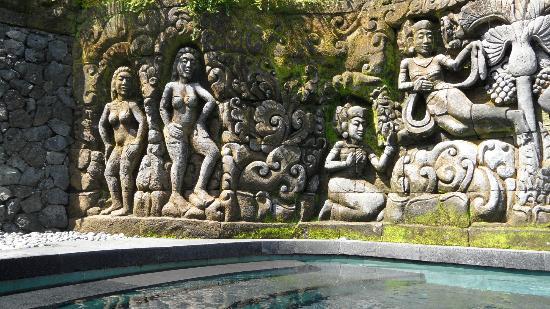 Bidadari Private Villas & Retreat - Ubud: our pool