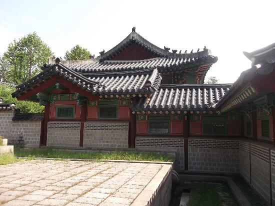 Gyeonghuigung Palace : 慶熙宮の写真その3
