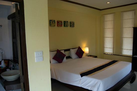 Chang Thai House: La habitacion