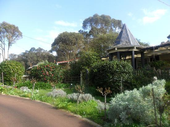 Rosewood Guesthouse: A lovely side view