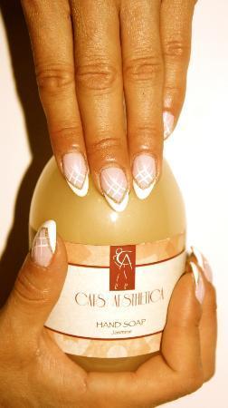 Semi permanent  & nourishing Cats Aesthetica Hand Soap Jasmine