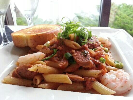 The Galley Restaurant & Lounge: pasta