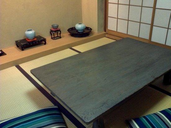 Salon Haraguchi Tenseian: traditional room