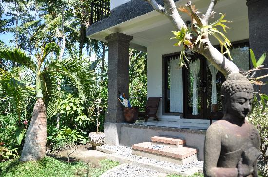 Mulawarman Ubud Bali : Set in a lush tropical view of legendary Ubud valley