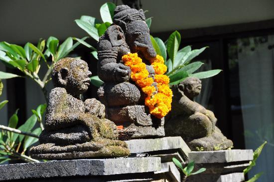 Mulawarman Ubud Bali : The God Ganesha, The God of Knowledge
