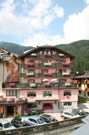 Alpen Hotel Vidi: esterno 2
