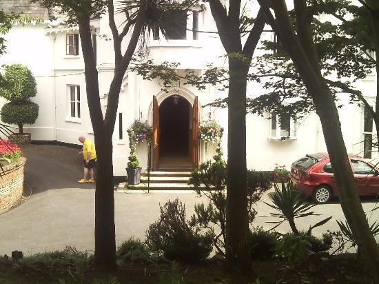 Sidholme Hotel: The entrance to the Hotel
