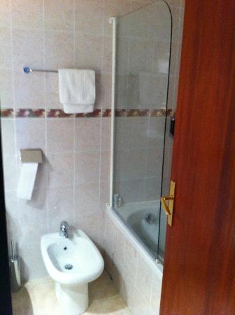 U Paradisu: Salle de bains
