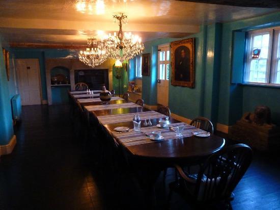 Lea Hall: Dining Table - Breakfast area