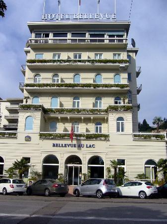 BEST WESTERN Hotel Bellevue Au Lac: L'hôtel Bellevue