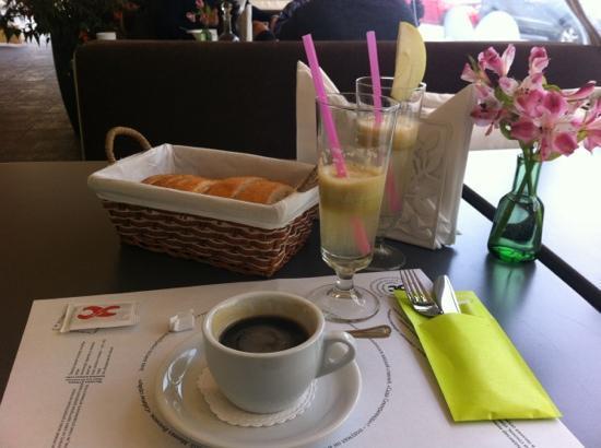 Nice People: завтрак