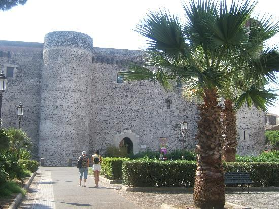 B&B Angel's House: castello Ursino