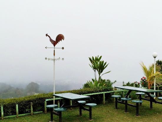 升旗山美景酒店照片