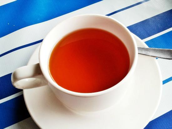 Bellevue Hotel: 12 - Orange Tea