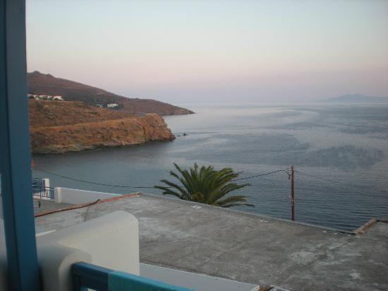 Ανεμος Στουντιος: View from our Room at Anemos Villa