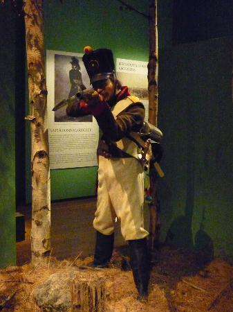 Army Museum: Taking aim