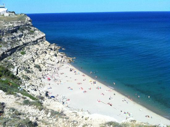 La Corbiere: Leucate plage