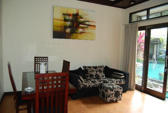 Rumah Santai Villas: Lounge