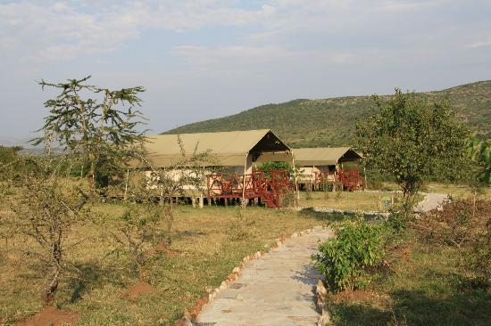 Elangata Olerai Luxury Tented Camp: los tented