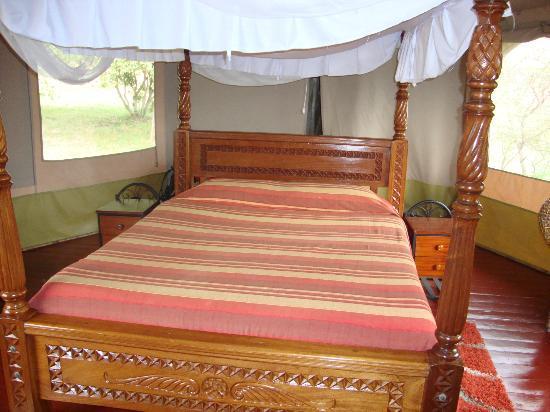 Elangata Olerai Luxury Tented Camp: la caseta