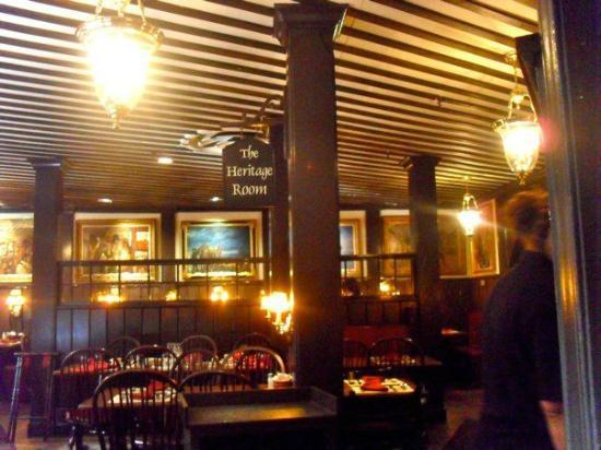 Heritage room on the 3rd floor - Picture of Union Oyster House, Boston - TripAdvisor