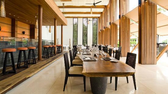 The Dining Room - Picture of Park Hyatt Maldives Hadahaa, Hadahaa ...