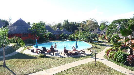 Loharano Hotel : Il resort