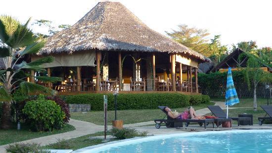 Loharano Hotel: il ristorante