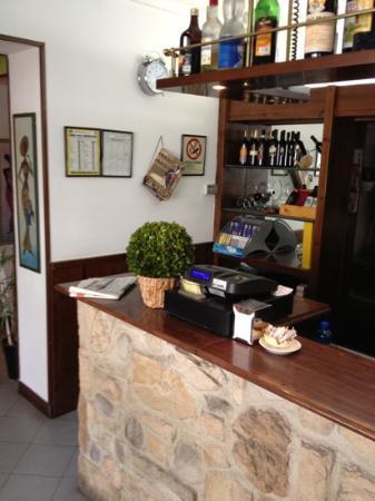 Hosteria Al Camino : la scelta dei vini