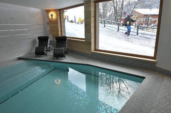 Chalet Laura Lodge Hotel: Whirlpool l'Aura delle Dolomiti