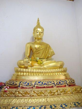 Wat Bowonniwet Vihara: the Image of Buddha in King RamaIV
