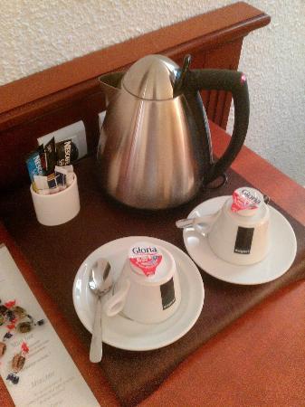 BEST WESTERN Marseille Aeroport: water kettle